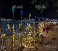 Outdoor Dim Low Voltage Led Lighting For Home Decoration Stock Photo Download Image Now Istock