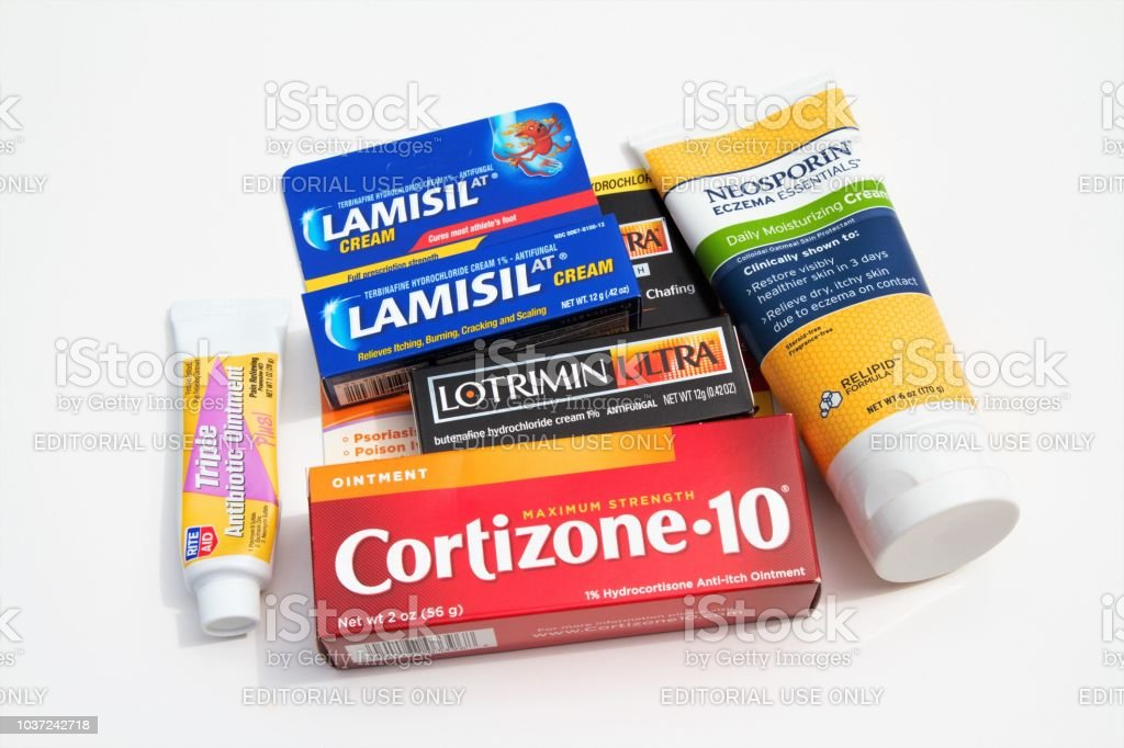 Over The Counter Medications For Treating Eczema Psoriasis ...