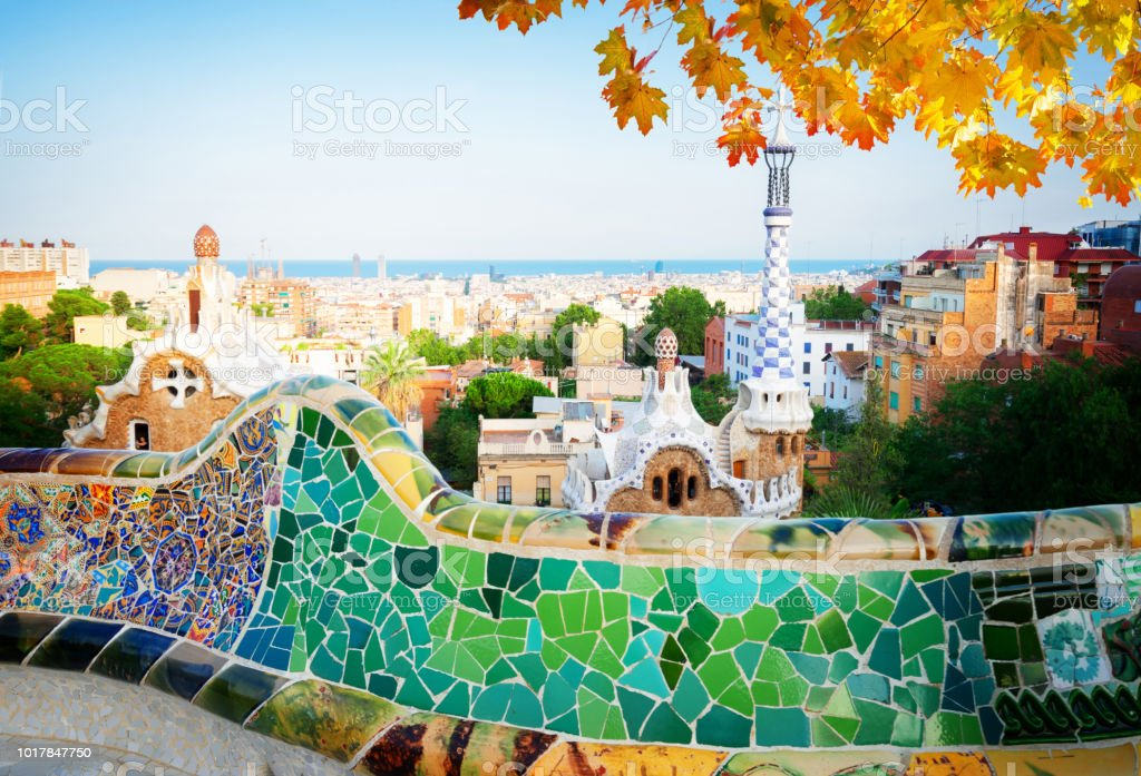 Park Guell Barcelona Stock Photo Download Image Now Istock