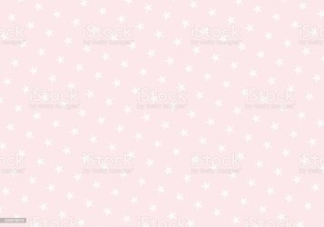 Pastel Pink Stars On Light Pink Background Stock Photo Download Image Now iStock