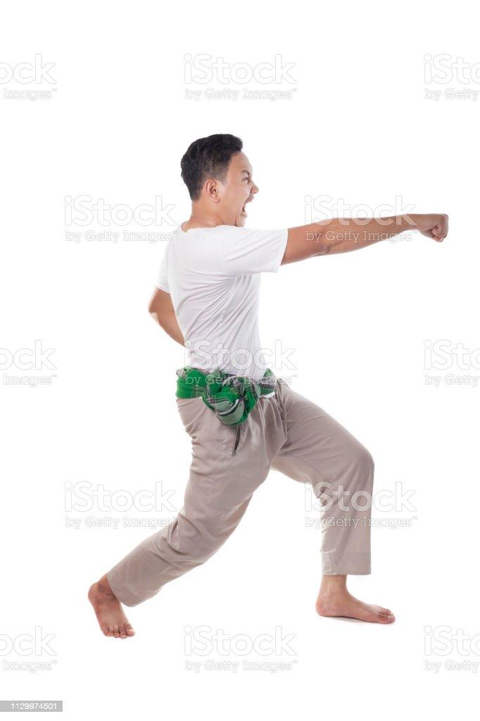 Jurus Pencak Silat : jurus, pencak, silat, Pencak, Silat, Indonesian, Traditional, Martial, Stock, Photo, Download, Image, IStock