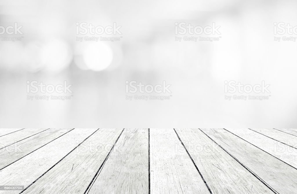 perspective wood and blur abstract bokeh light background product display montage stock photo download image now istock