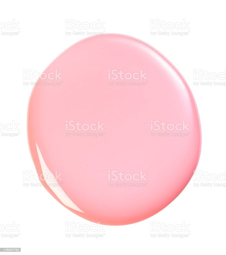 Pink Blob Stock Photo - Download Image Now - iStock