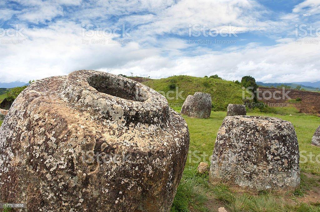ジャール平原phonsavan シェンクワン県ラオスます - アジア大陸のストックフォトや畫像を多數ご用意 - iStock