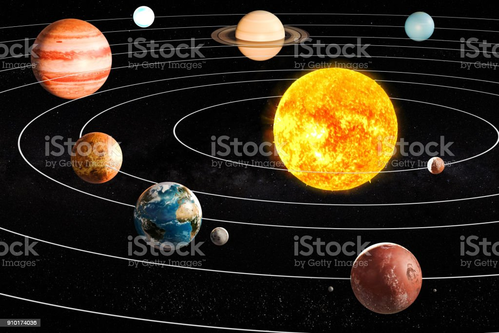 best solar system stock