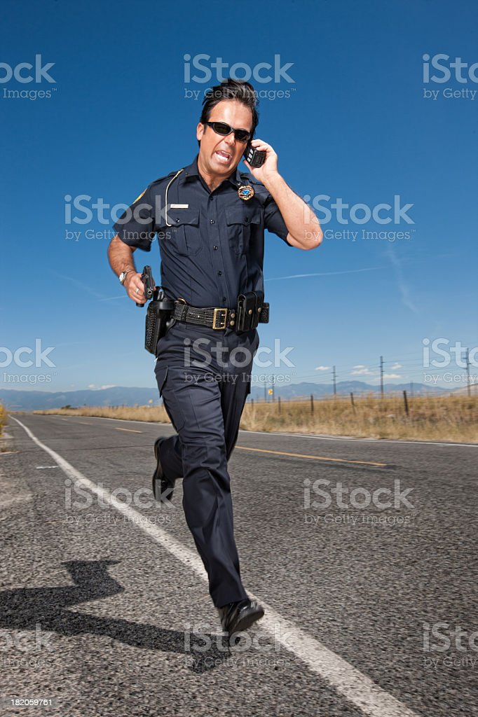 Best Police Officer Running Stock Photos Pictures