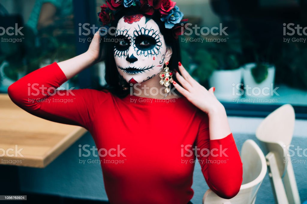 31/10/2020· halloween is celebrated on the 31st of october every year; Portrait Of A Girl In The City With A Makeup Makeup For Halloween Day Of The Dead Zombies Dead Among Us Ghost Walk Of Skeletons Stock Photo Download Image Now Istock