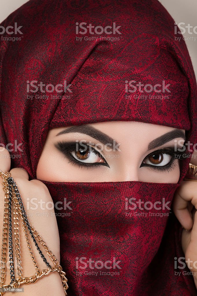 Enter your address below for directions to tropical breeze fun park: Portrait Of Beautiful Arabian Girl Hiding Her Face Stock Photo Download Image Now Istock