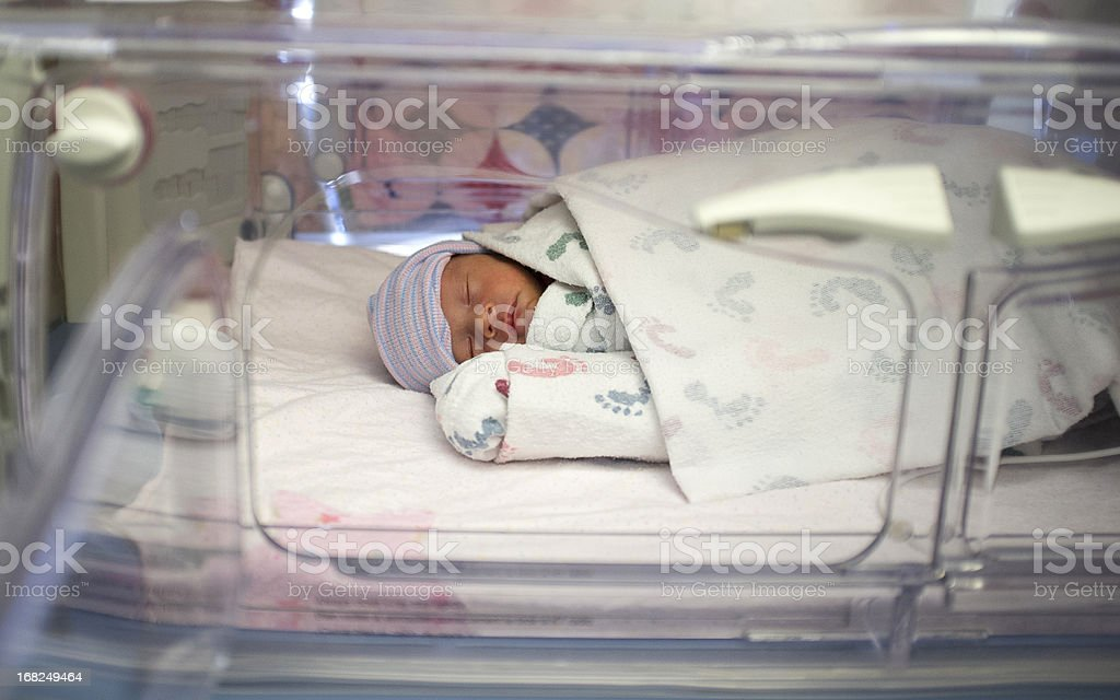 Newborn Girl Incubator