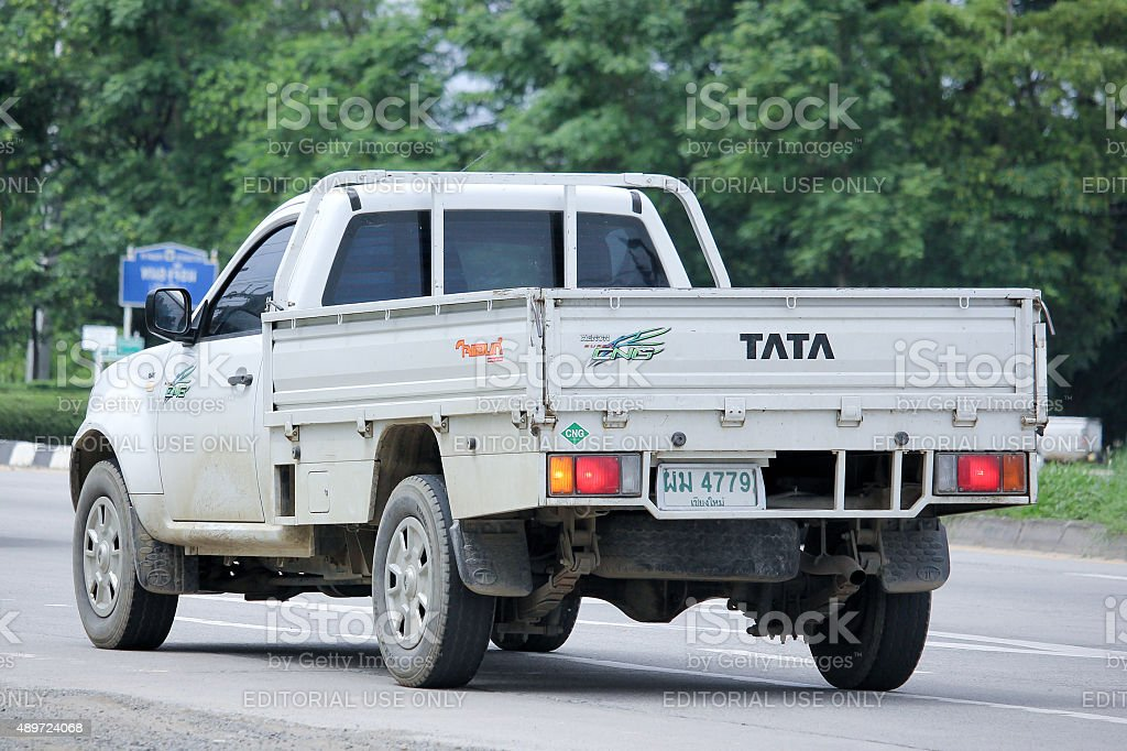 private tata giant pickup