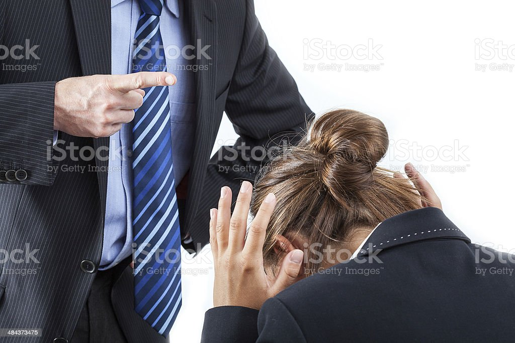 Punishment At Work Stock Photo - Download Image Now - iStock