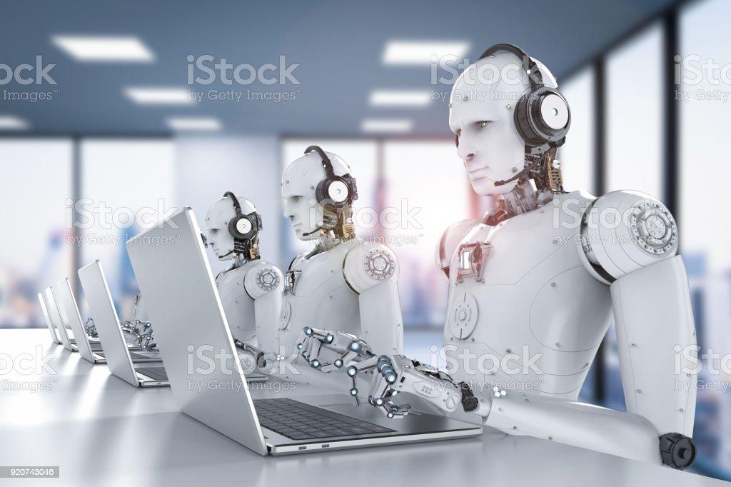 best robot stock photos