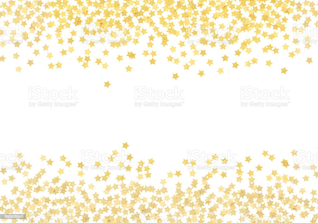 Falling Gold Sparkles Wallpaper Best Star Border Stock Photos Pictures Amp Royalty Free