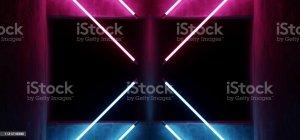 karaoke background neon