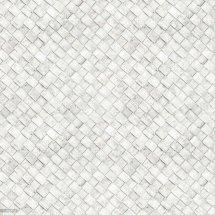 seamless white wicker textured