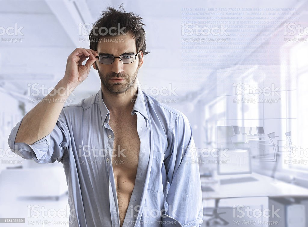 Sexy Business Guy Stock Photo Download Image Now Istock