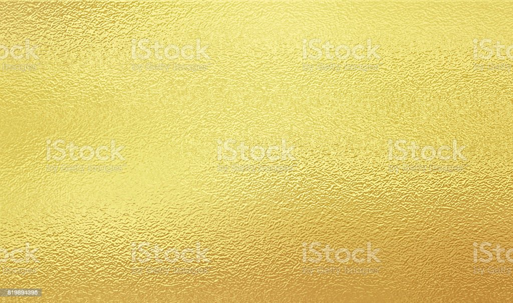 best gold foil stock