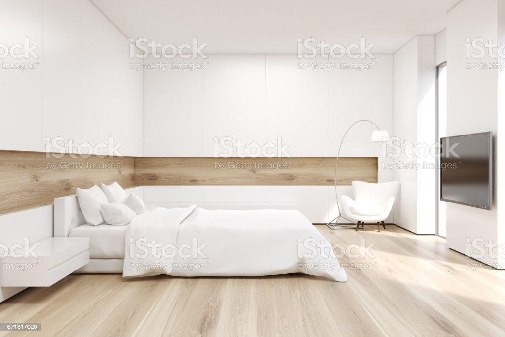 photo libre de droit de la vue cote chambre avec tv banque d images et plus d images libres de droit de appartement istock