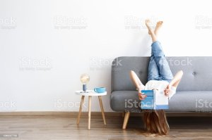 upside down akima treatments loss really woman don steigern wachstum slim female spending relaxing tall