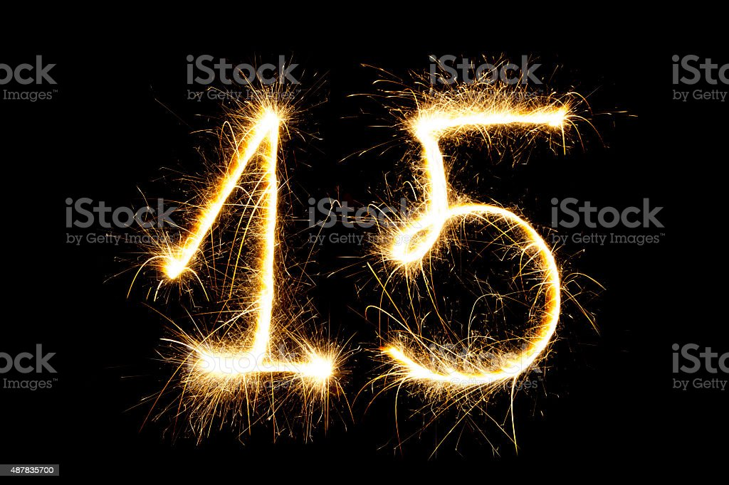 Best Number 15 Stock Photos Pictures Royalty Free