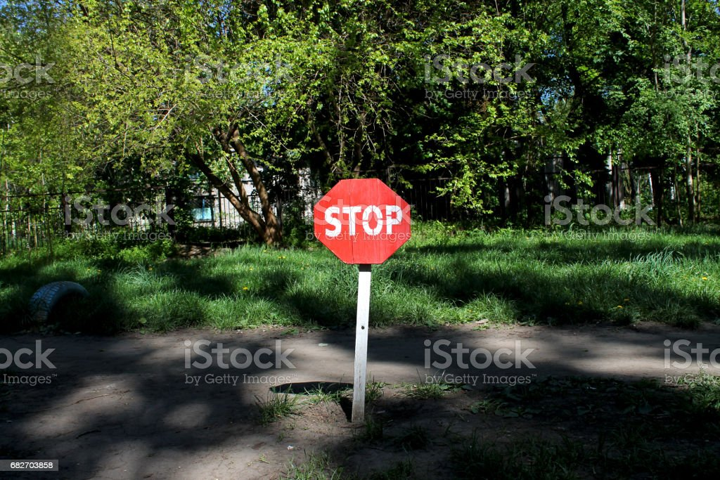 Get a quick summary of the forestry job market and what you might be doing as a forester or resource professional this is the second in a three part series on becoming a forester. Stop Sign Closeup On A Wooden Pole Protected Area Stop It Attention Stock Photo Download Image Now Istock