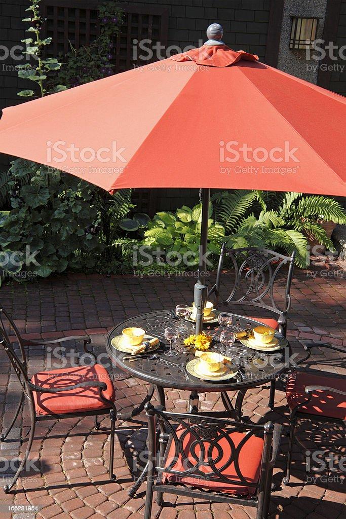 https www istockphoto com photo summer lunch on the garden patio gm166281954 21248473