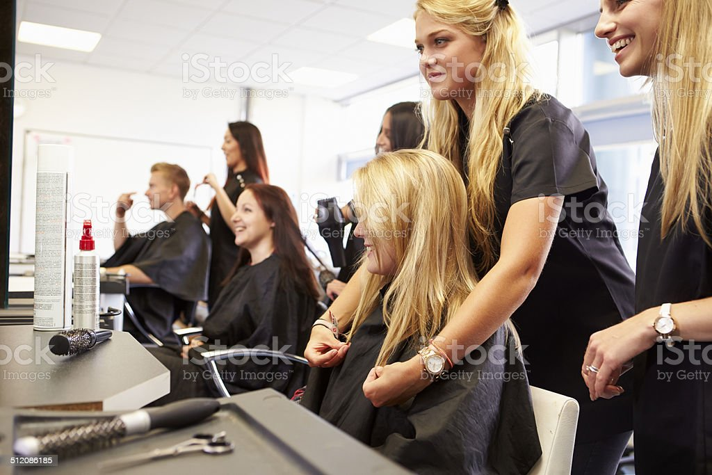 Best Hair Salon Stock Photos Pictures Royalty Free