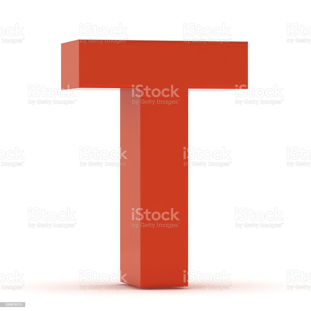 Letter T Pictures, Images and Stock Photos