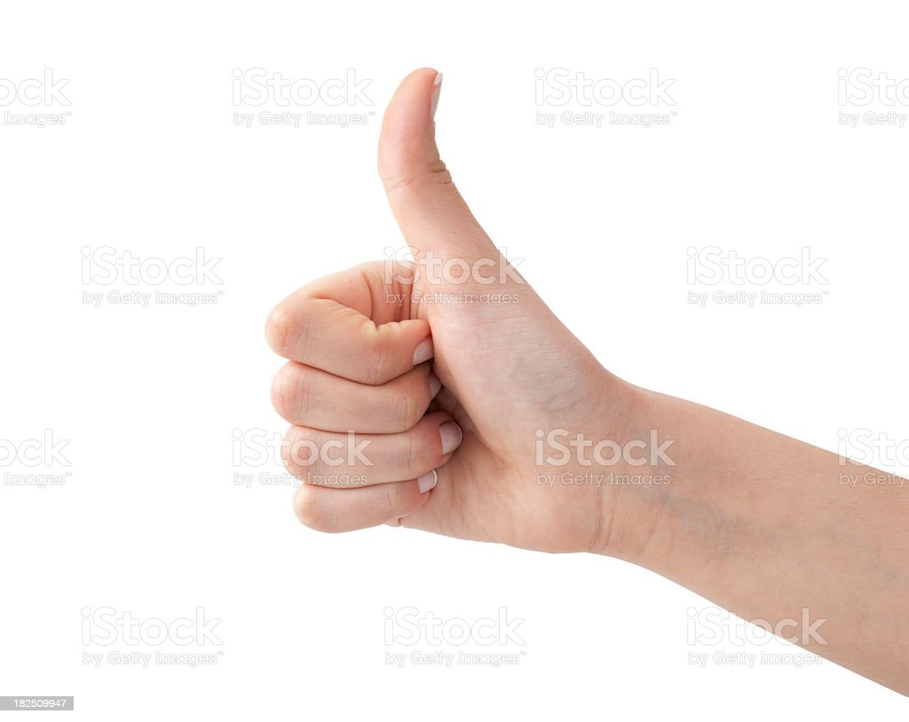 best thumbs up stock