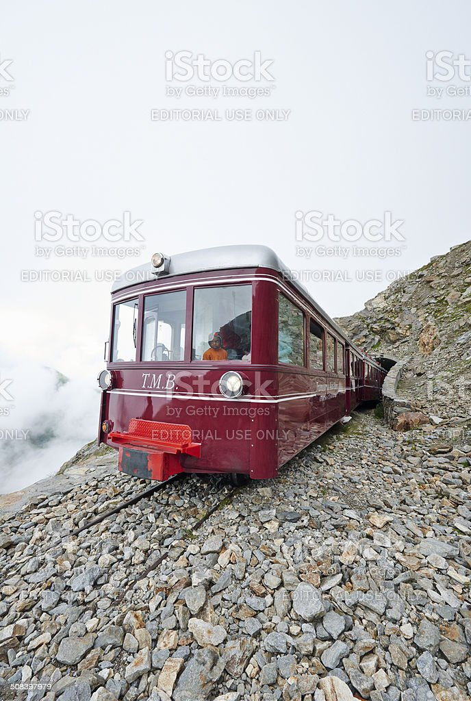 Tramway Du Mont-blanc : tramway, mont-blanc, Tramway, Montblanc, Stock, Photo, Download, Image, IStock