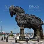 Trojan Horse Statue Stock Photo Download Image Now Istock