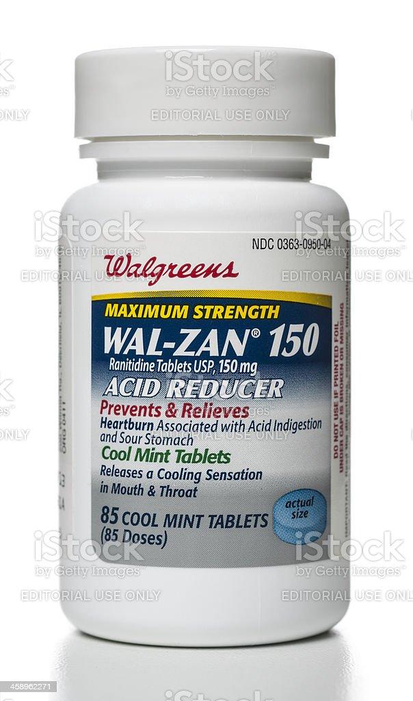 Fotografía de Walgreens Walzan 150 Ranitidina Comprimidos ...