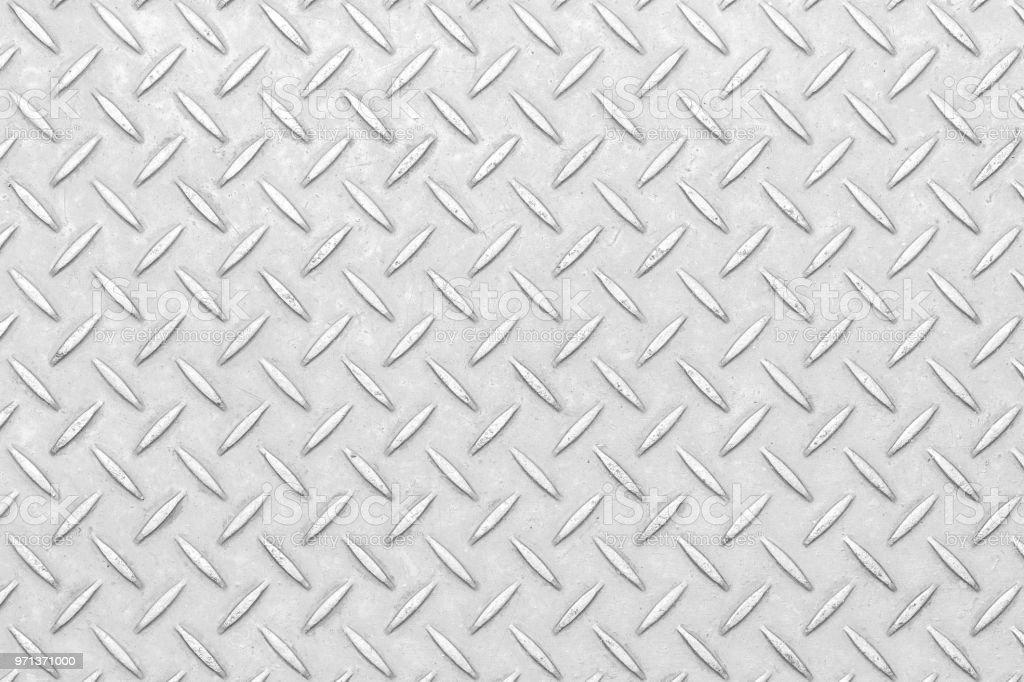 white diamond plate texture