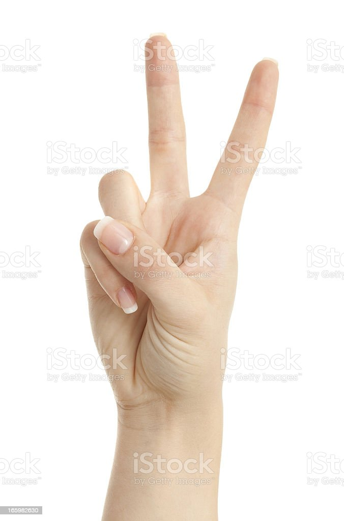 best peace sign stock