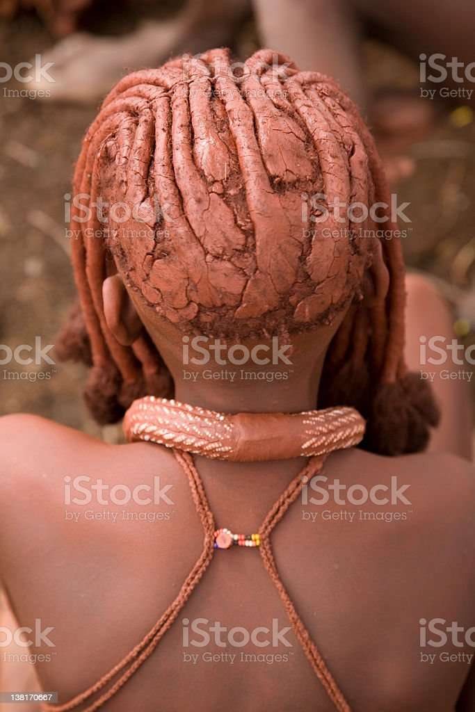 Woman Himba Hair Stock Photo  More Pictures of Adult  iStock