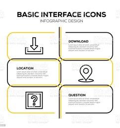 basic interface icon set royalty free basic interface icon set stock vector art amp  [ 1024 x 990 Pixel ]