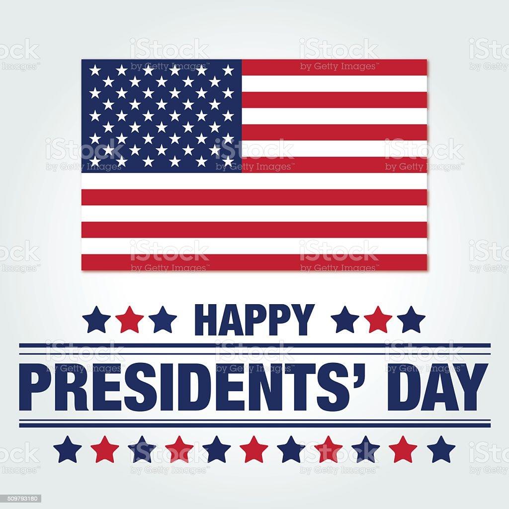 presidents day illustrations