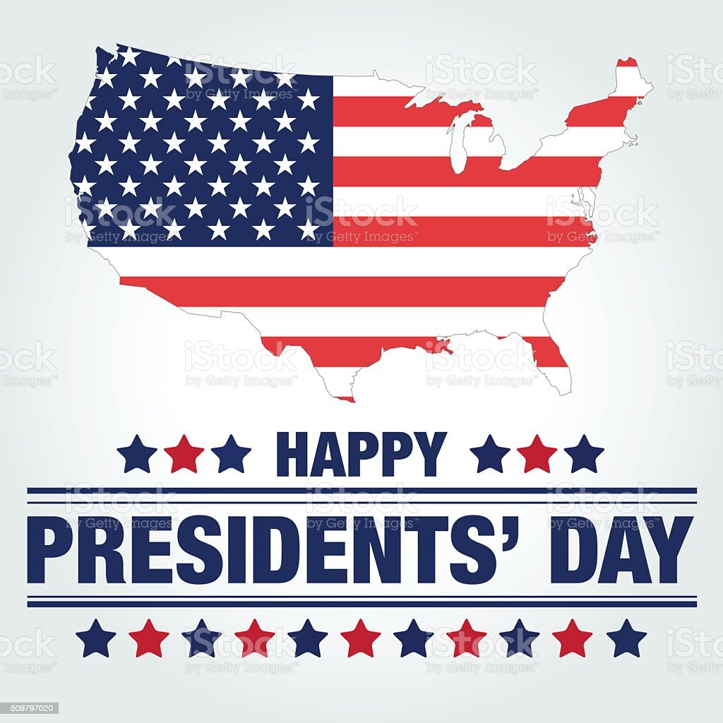 royalty free presidents day clip