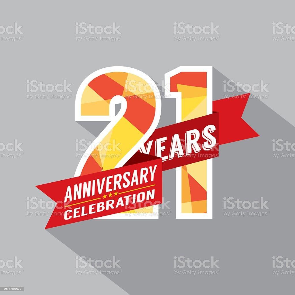 21st birthday illustrations