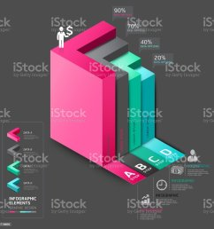 3d arrow staircase diagram business step options royalty free 3d arrow staircase diagram business [ 1024 x 1024 Pixel ]