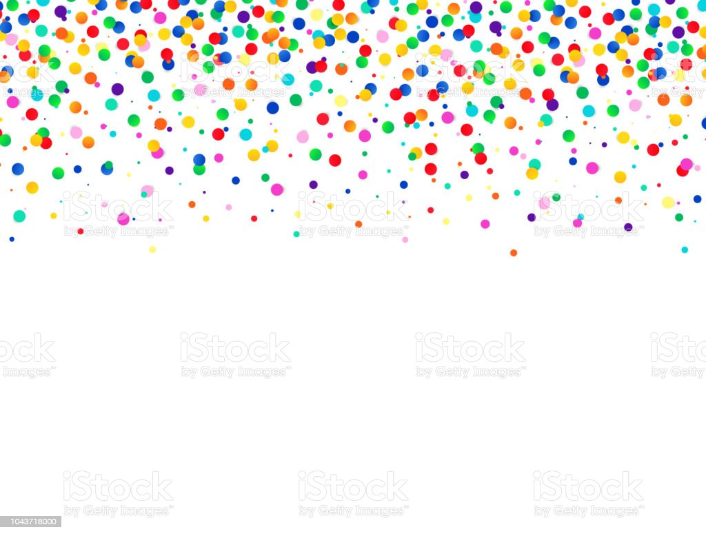 abstract colorful background with