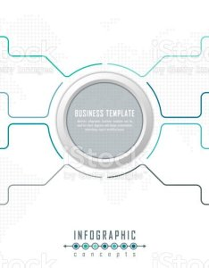 Abstract infographic business template for chart diagram web design workflow layout royalty also rh istockphoto