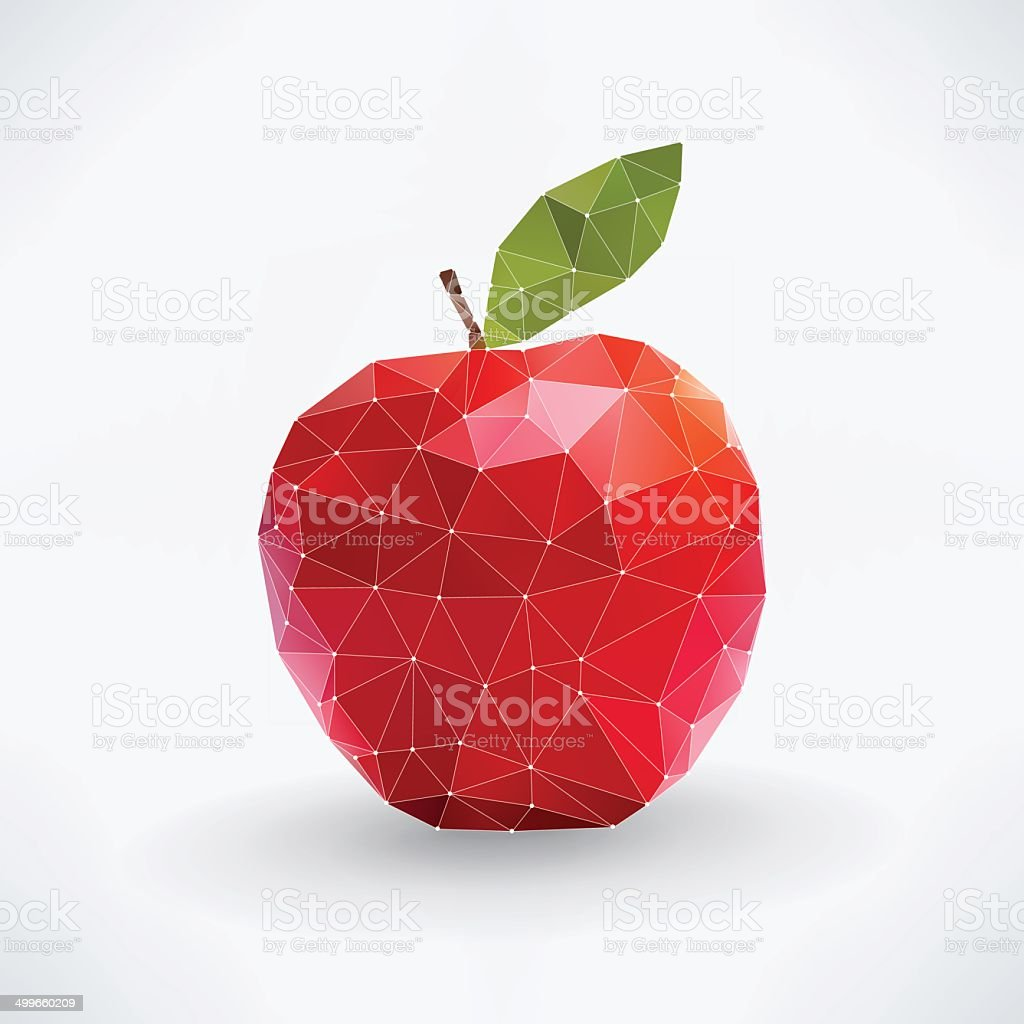 royalty free red apples clip art