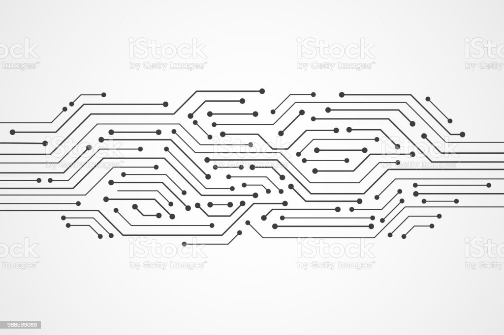 circuit board stock image image 20108511