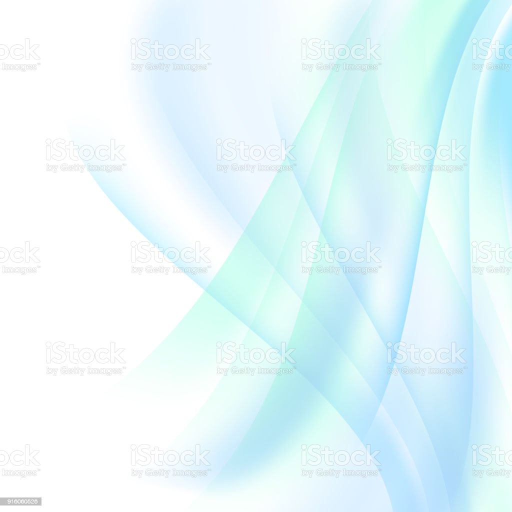 abstract vector background blue