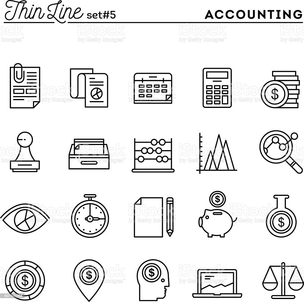 Accounting Business Statistics Time Money Management And
