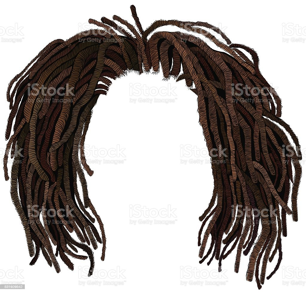 african hair dreadlocks hairstyle
