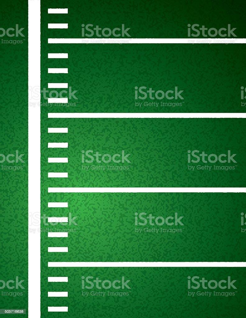 yard line sport clip art vector