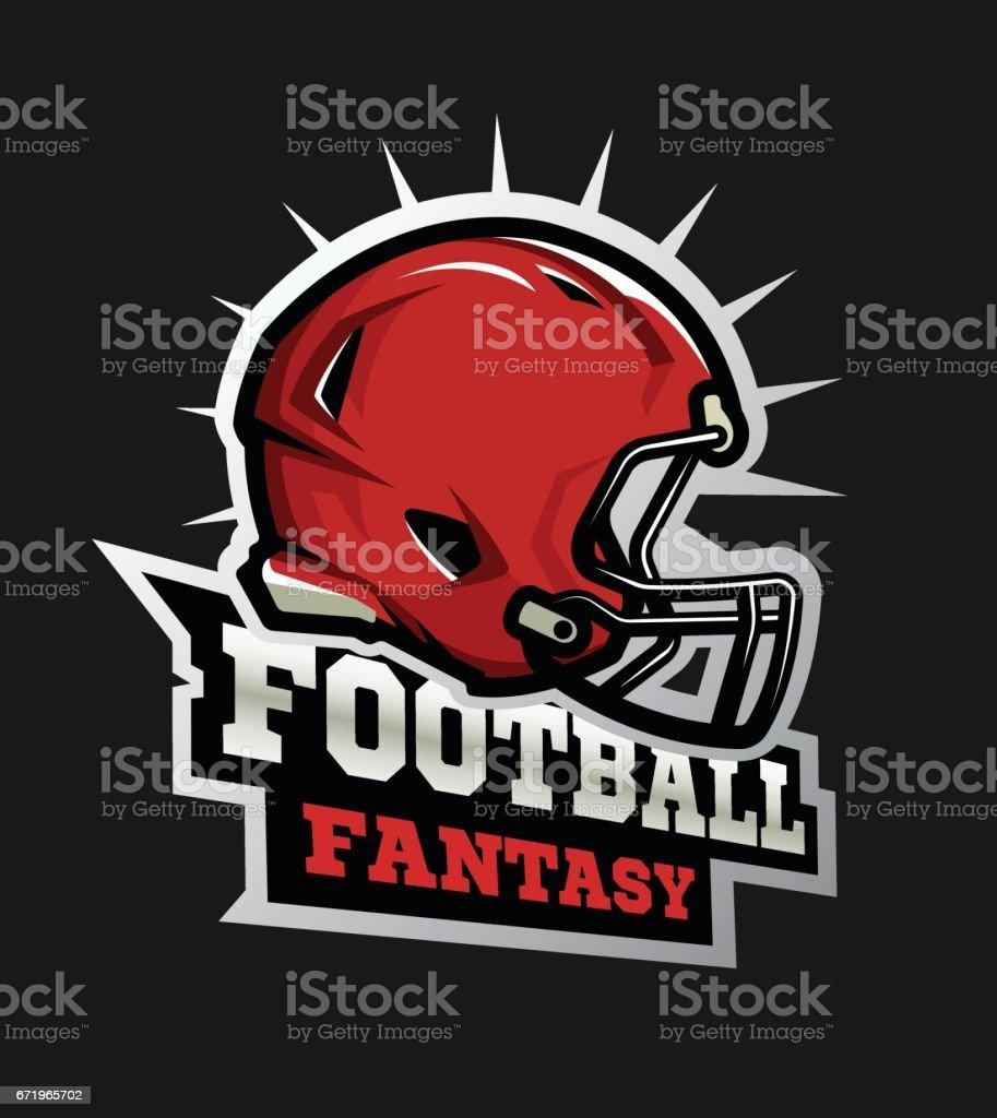 american football modern icon