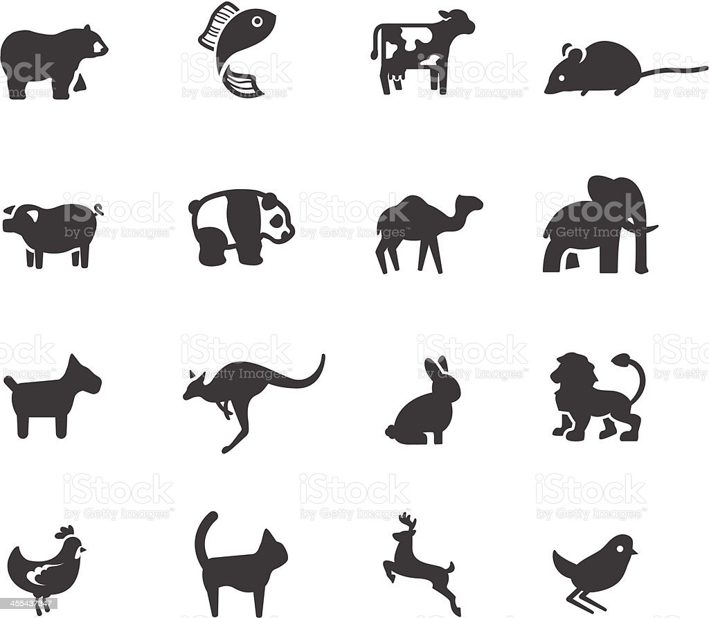 Animal Symbols Stock Vector Art & More Images of American